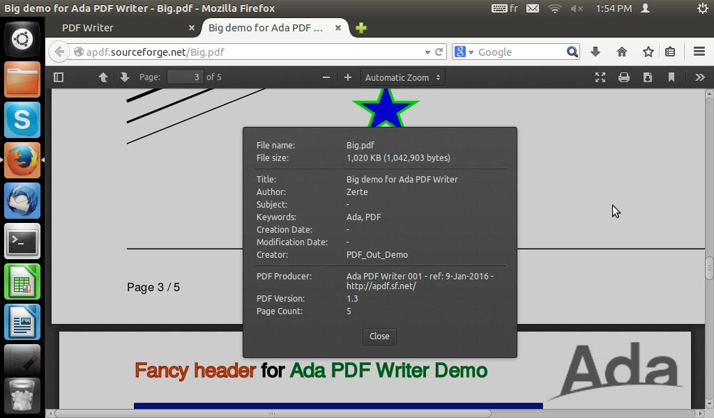 Custom PDF Rendering in JavaScript with Mozilla's PDFJs